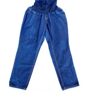 Motherhood maternity pants dark wash 2XL